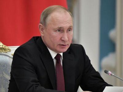Путин проведет совещание по национальным целям развития