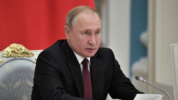 Путин призвал работать над снижением ставки по ипотеке