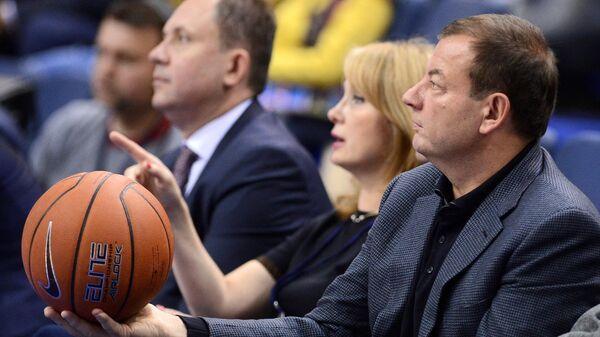 Кущенко: проблемы с финансированием ждут многие баскетбольные клубы