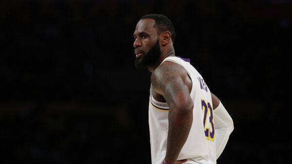 Леброн Джеймс: НБА приняла все меры, чтобы мы были в безопасности