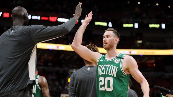 """Баскетболист """"Бостона"""" Хэйуорд выбыл на четыре недели"""