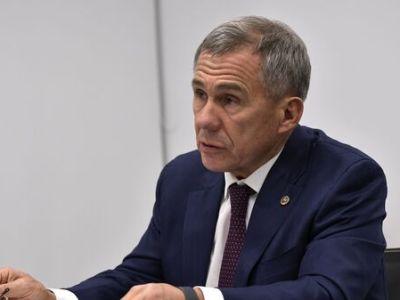 Минниханов не исключил участия в выборах главы Татарстана в 2020 году