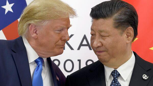 Трамп заявил, что Китай подводит США, не закупая сельхозпродукцию