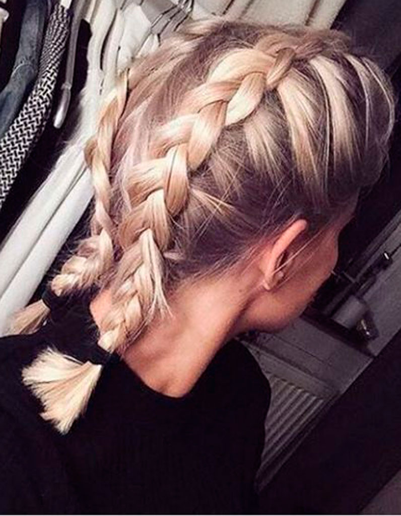 Hairstyles For Long Hair For School Easy Page 12