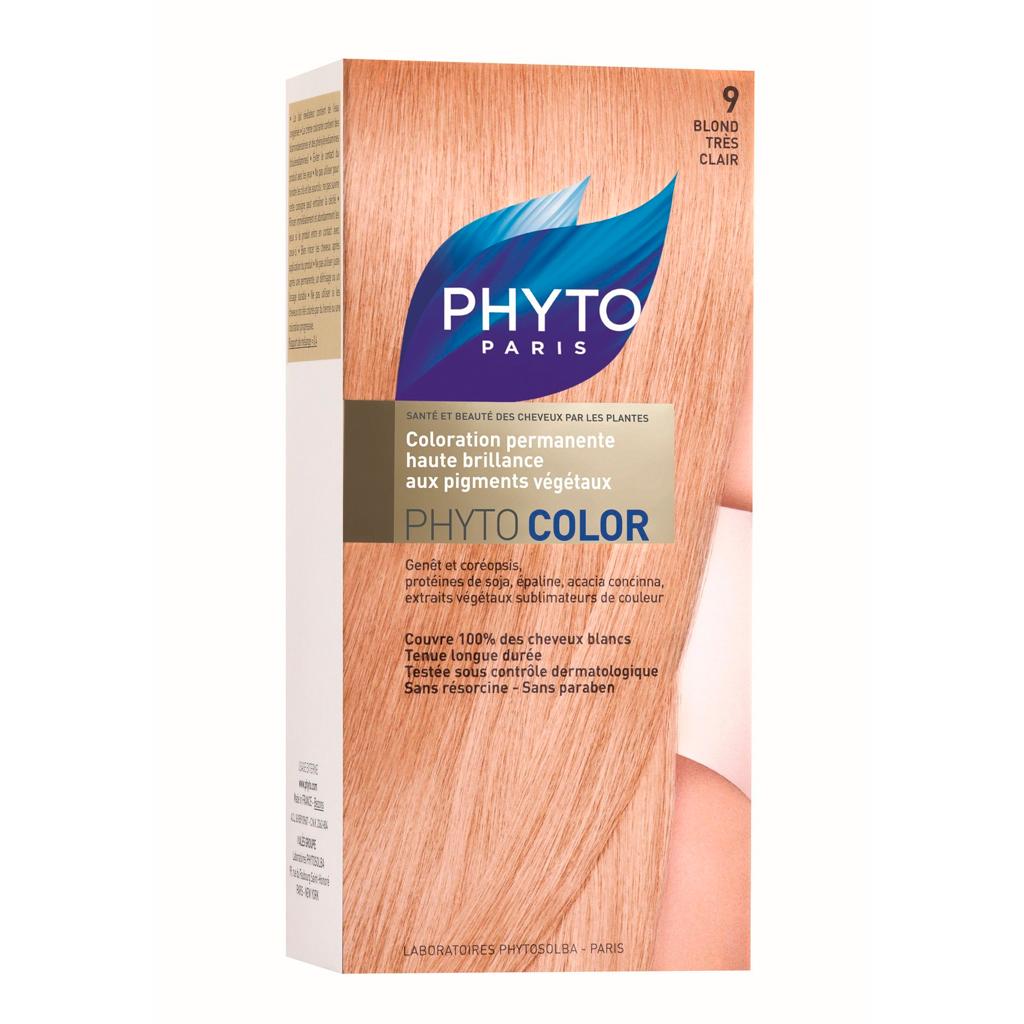 Couleur Soin Phytocolor Coloration Naturelle 10