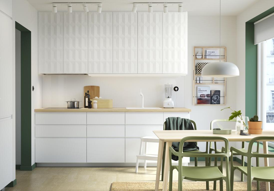 Cuisine Ikea Nos Modles De Cuisines Prfrs Elle