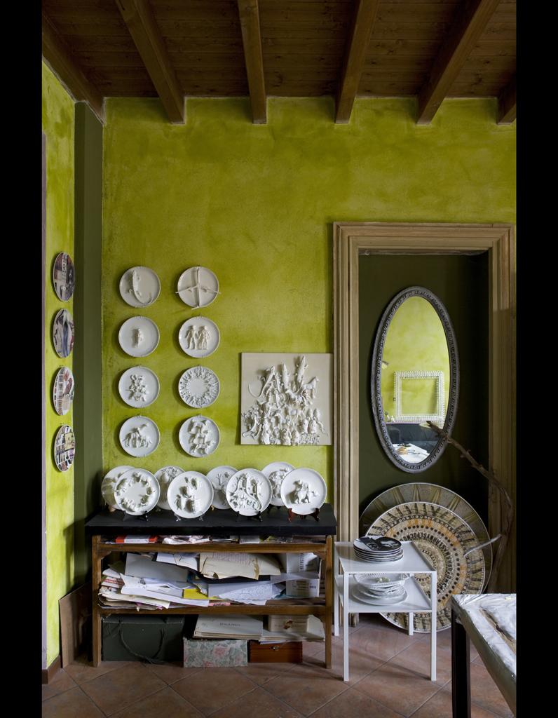 Papierpeint Moulage With Idee Deco Couleur Mur