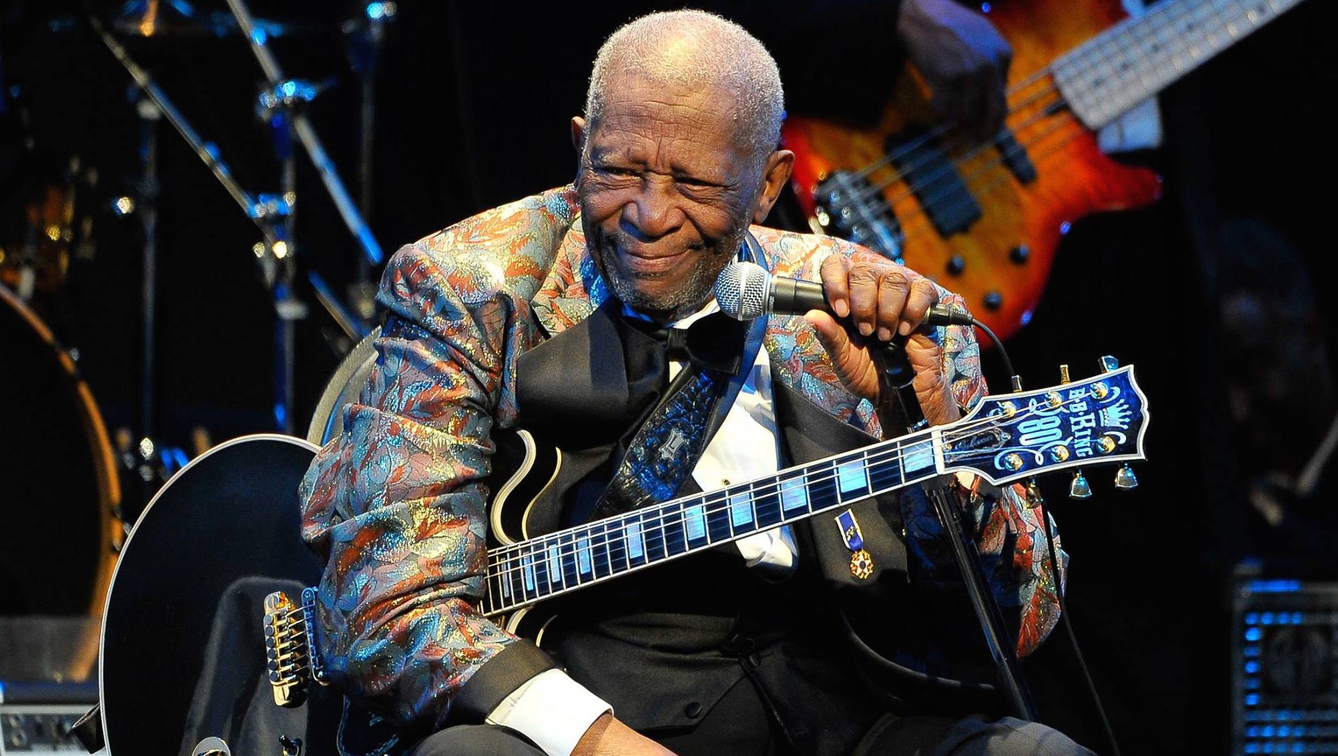Blues Legend B B King Hospitalised But Is Doing Much Better