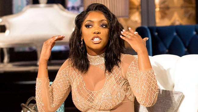 RHOA: Porsha Williams addresses Kandi Burruss