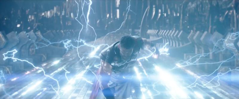 Image result for thor ragnarok lightning