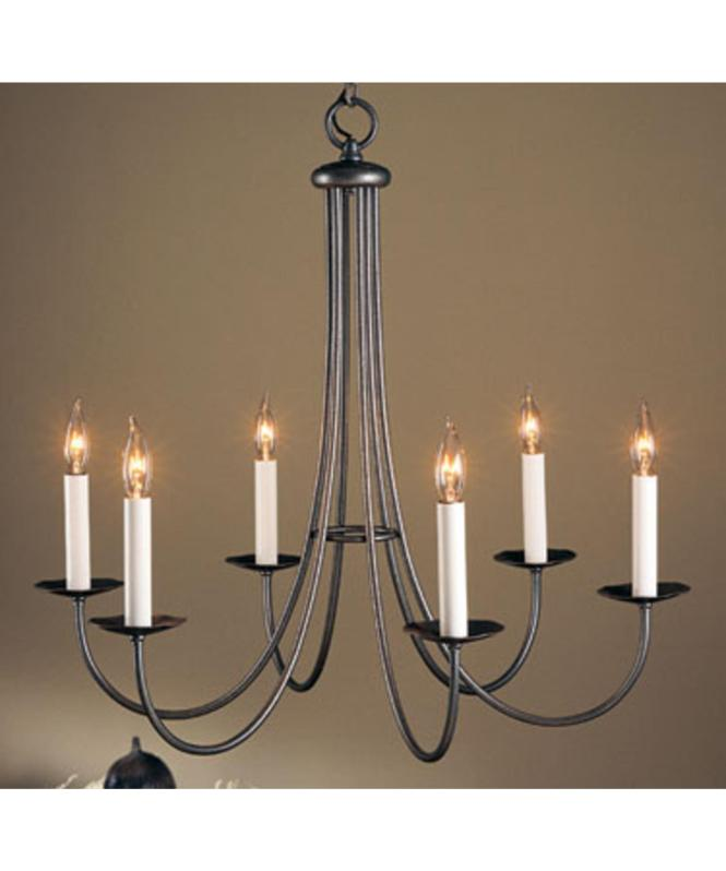 Shown In Black And Antique Copper Finish