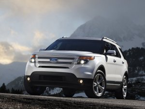 Tuning Ford Explorer 2011 online, accessories and spare