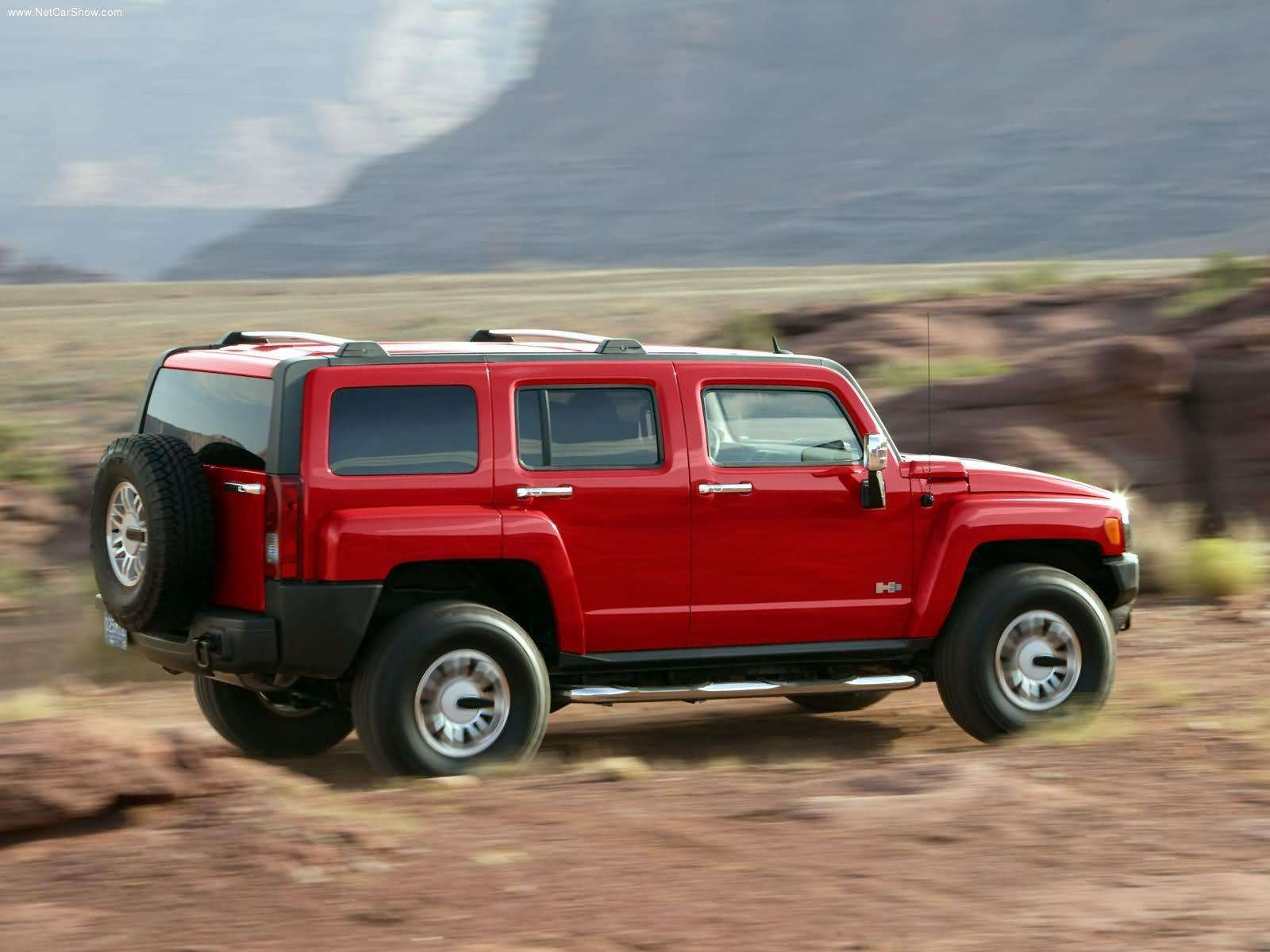 3DTuning of Hummer H3 SUV 2005 3DTuning unique on line car