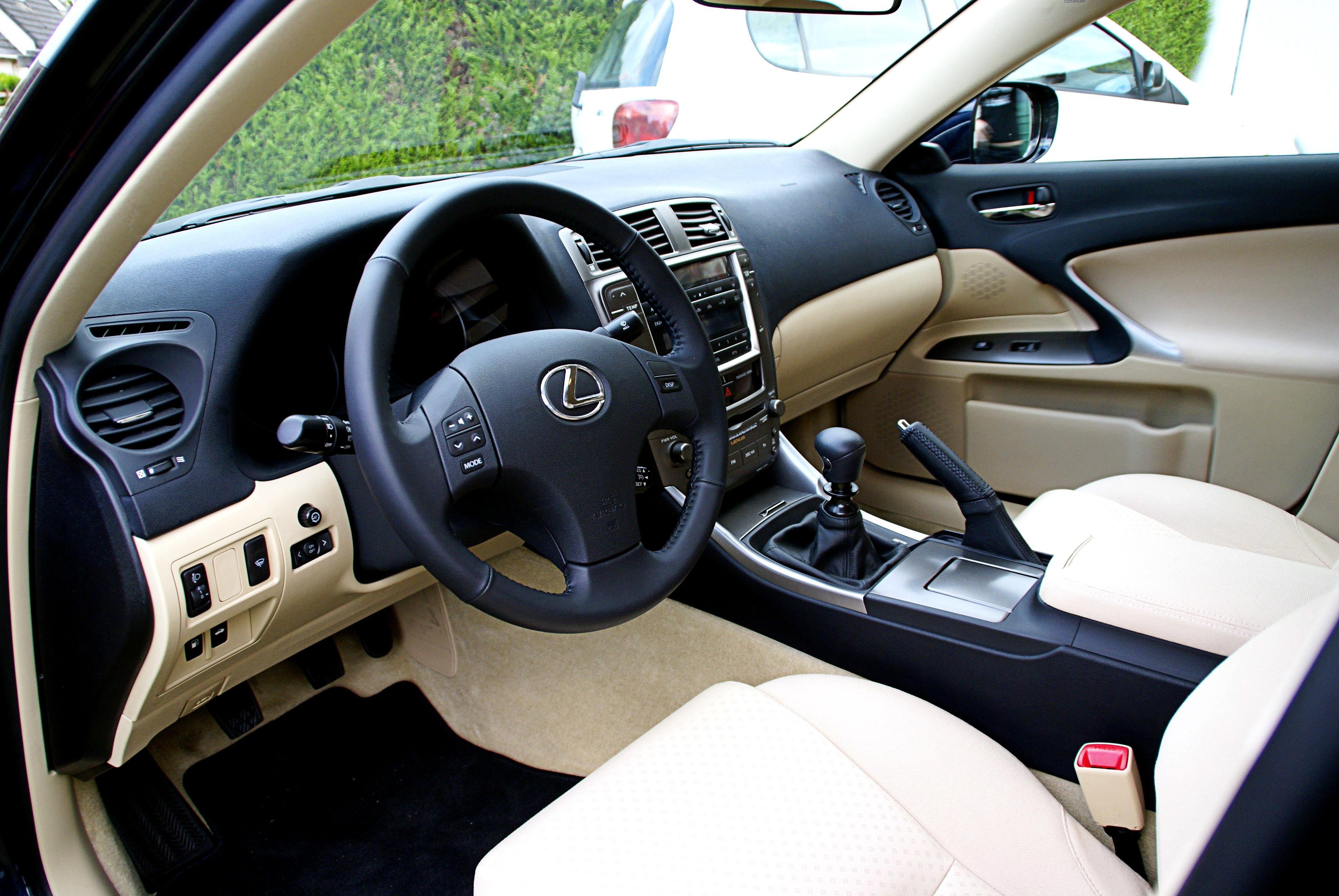 3DTuning of Lexus IS Sedan 2003 3DTuning unique on line car