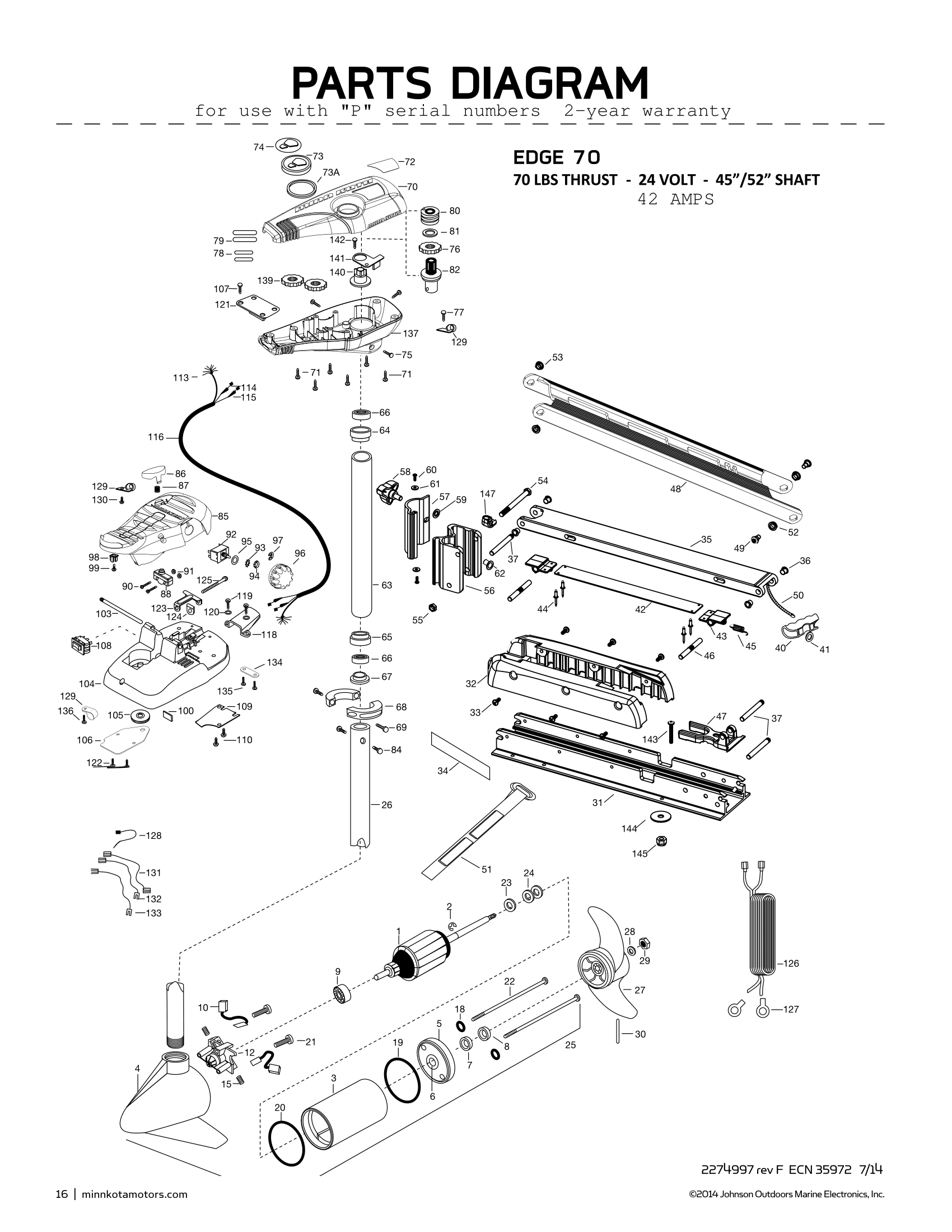 Wrg Minn Kota Edge 70 Wiring Diagram