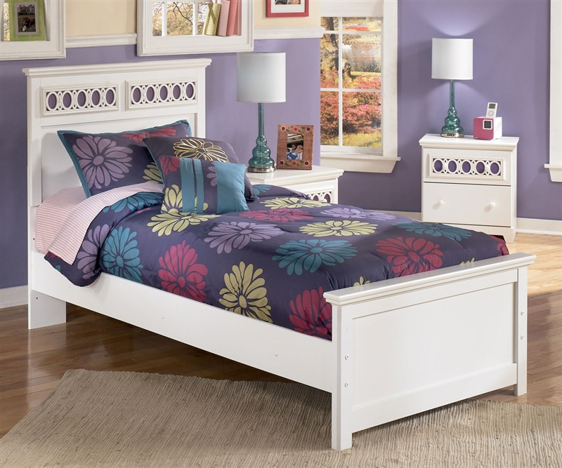 Ashley Furniture Zayley Panel Bed For Girls Zayley Panel