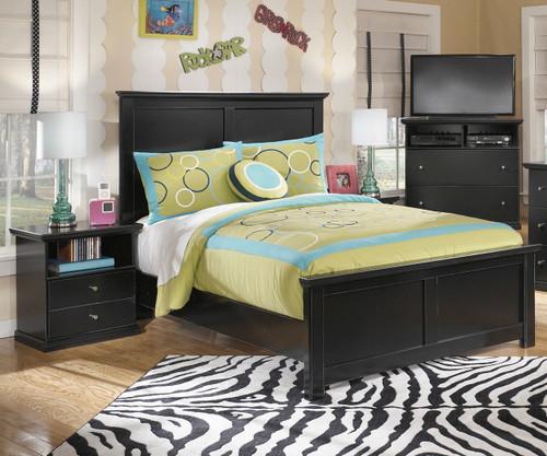 Maribel Full Size Panel Bed B138 Ashley Kids Furniture