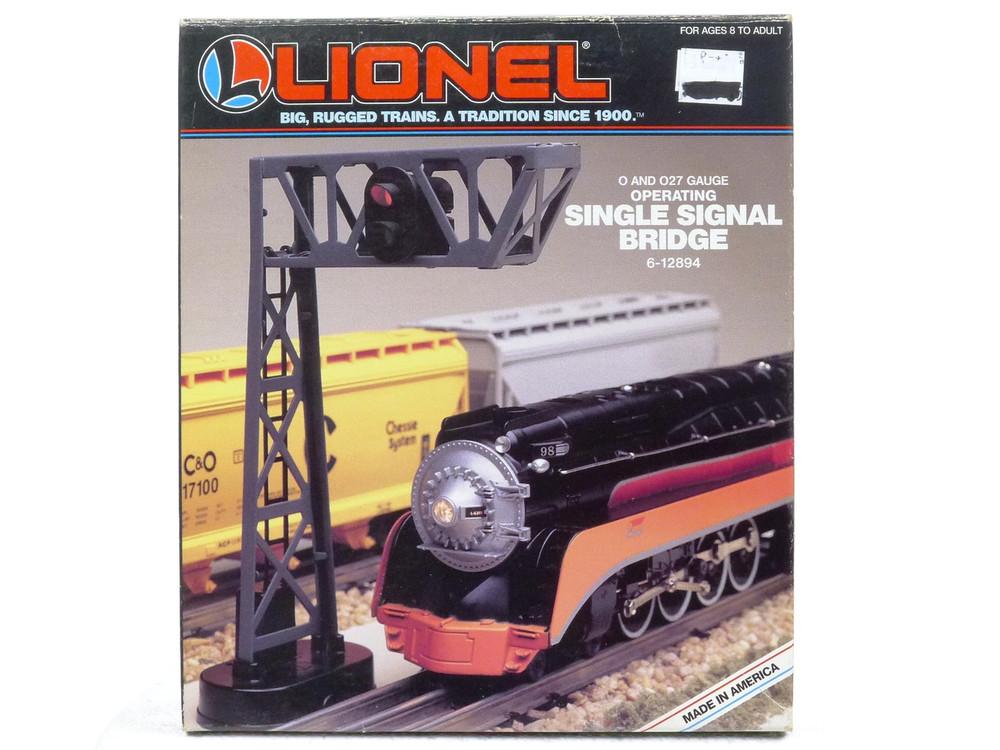 Lionel O Scale Model Trains