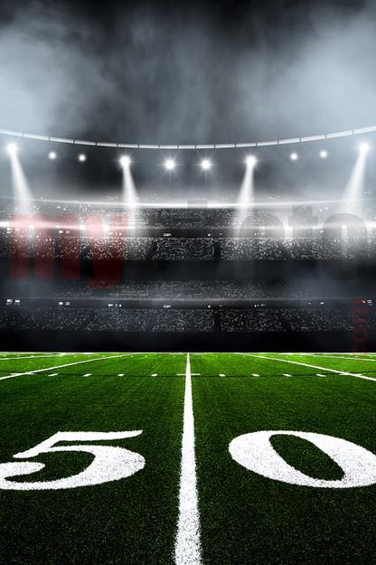 Digital Sports Background Football Stadium