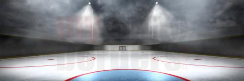 Digital Sports Background Outdoor Hockey Panoramic