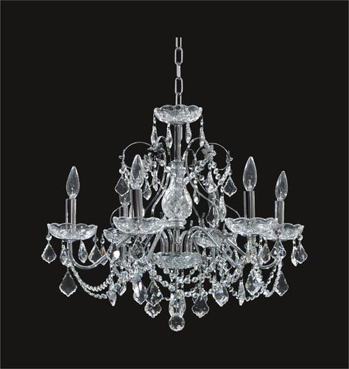 Victorian Crystal Chandeliers Kl 41033 2421 C