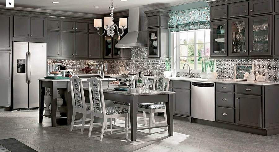 Top 5 S Popular Paint Finishes Kraftmaid
