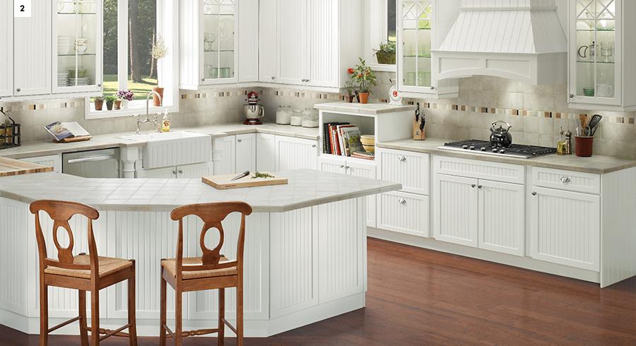 L Shaped Small Kitchen Designs