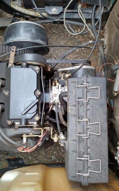 EZGO Golf Cart Maintenance & TuneUp Kit  (Air Filters & Spark Plug)