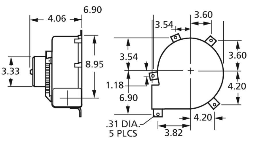 Fasco Fan Motor Wiring Diagram  impremedia