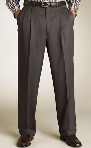 Image result for pleated suit pants