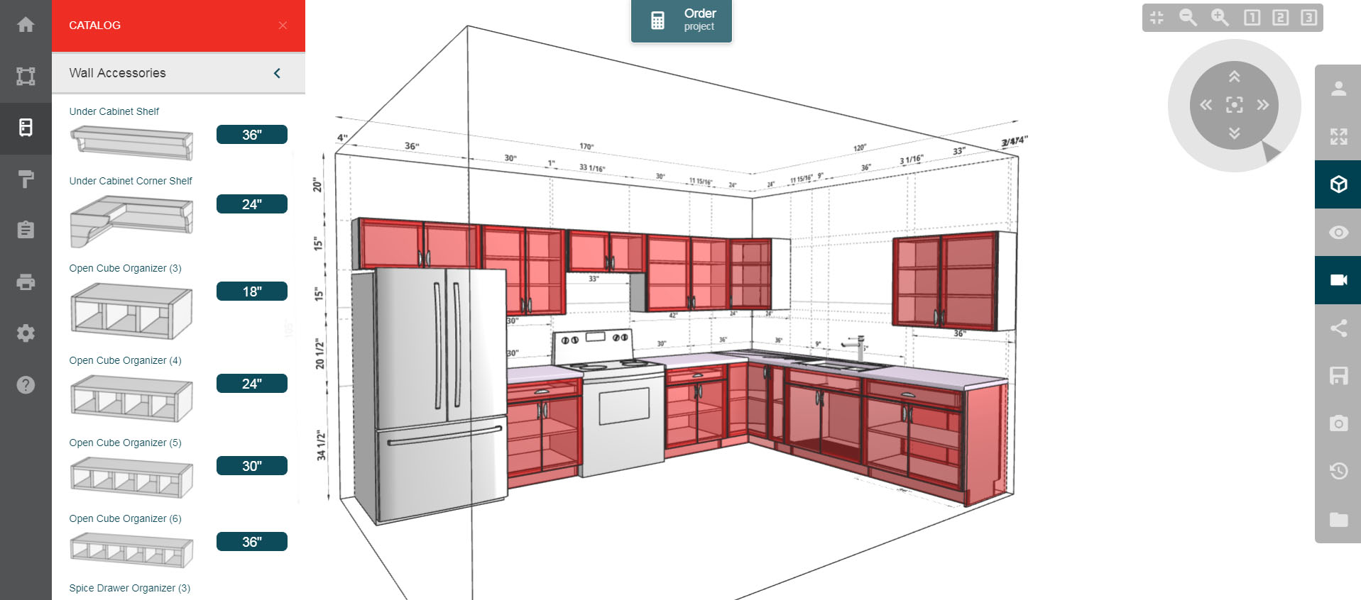 Kitchen Layout Planner Ipad