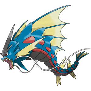 mega gyarados Pokemon VGC 2019 Mega Evolution
