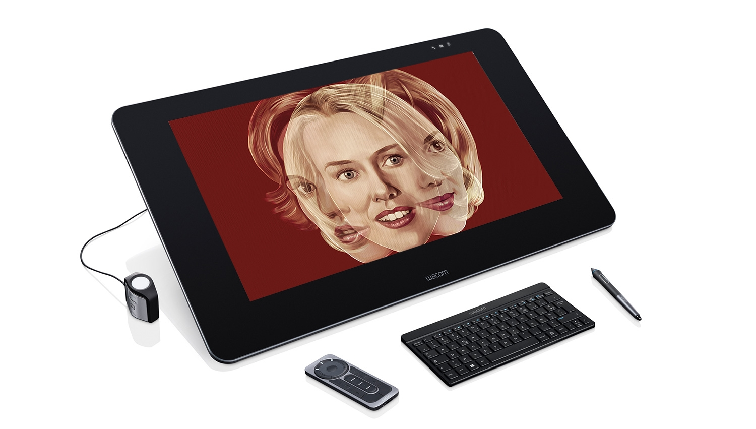 Wacom Cintiq 27QHD Review Review Digital Arts