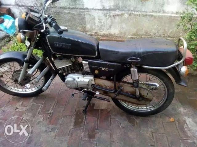 Yamaha Rx 100 100cc 1988