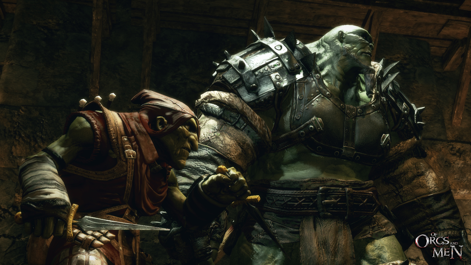 Of Orcs And Men Unleashes New Screens