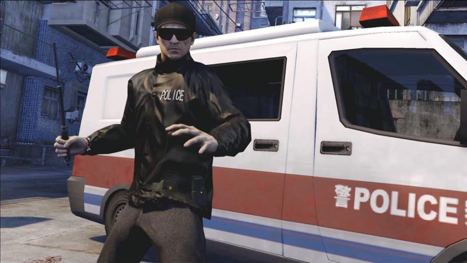 Uphold The Law With Sleeping Dogs New Law Enforcer Pack DLC