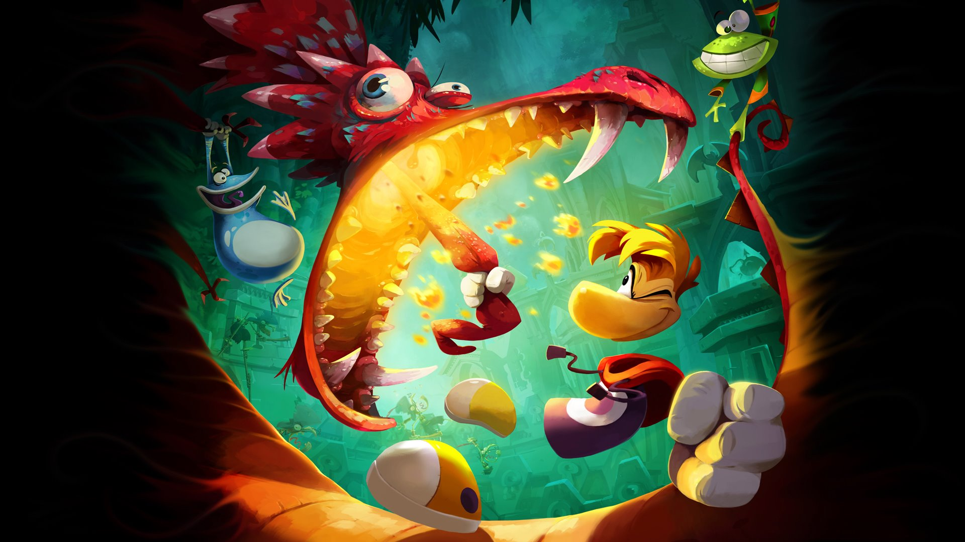 Rayman Joins Super Smash Bros For Wii U3DS As A Trophy