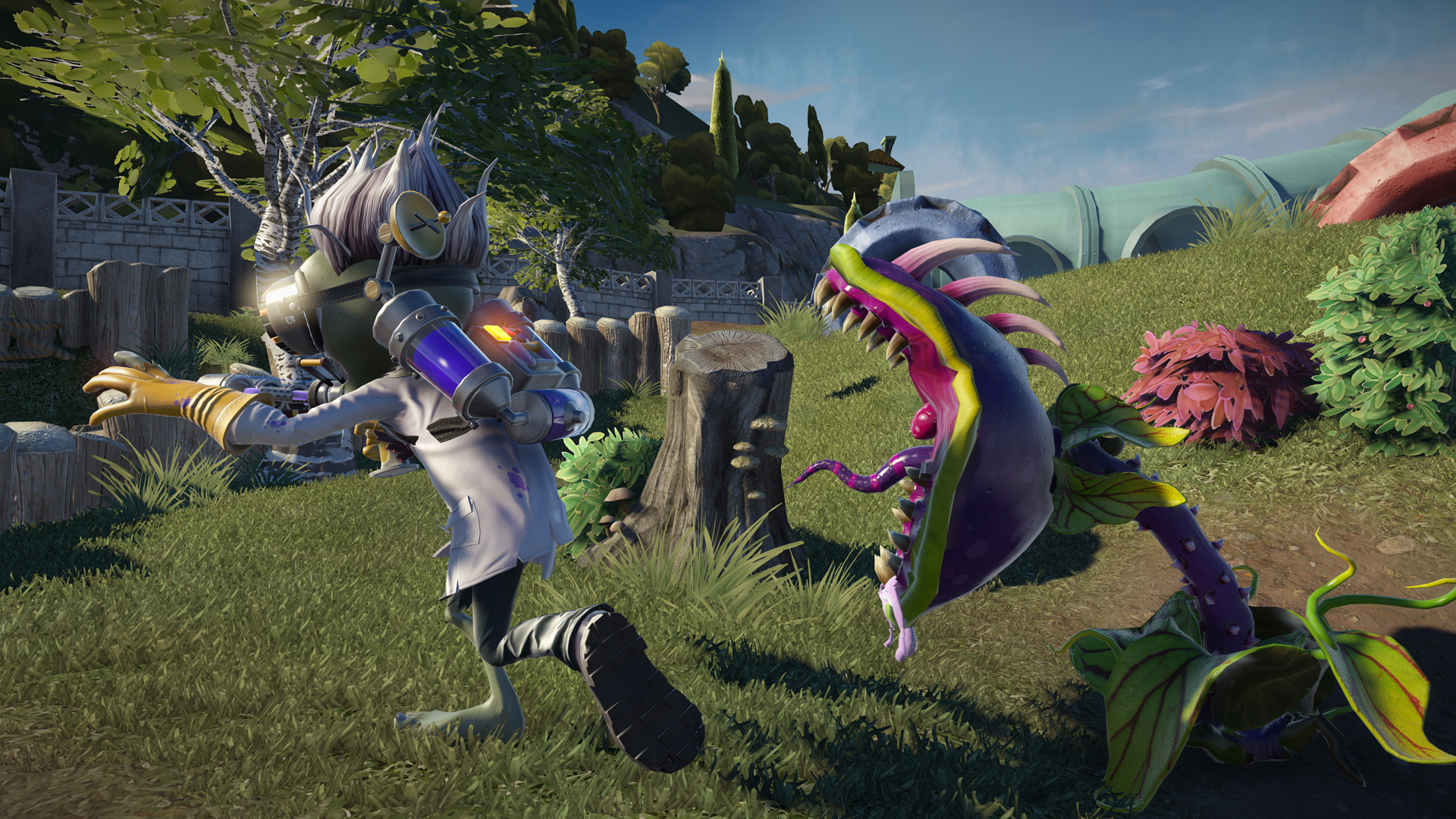 Plants Vs Zombies Garden Warfare Coming To PS3 And PS4