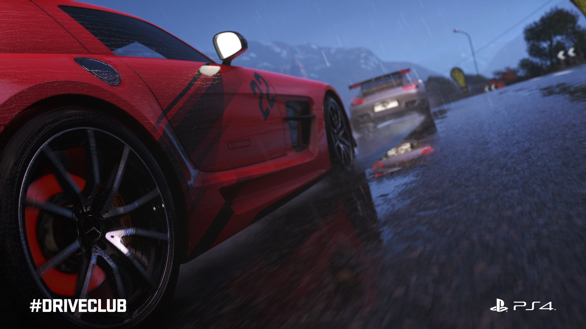 Driveclubs Weather Wasnt Announced Due To Forza Horizon