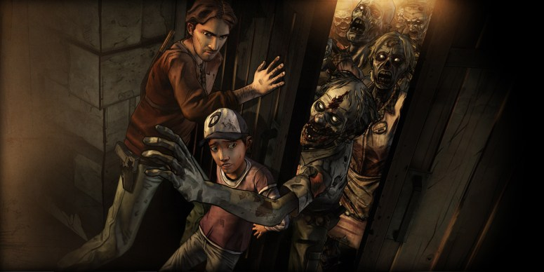 Image result for the walking dead season 2 telltale game
