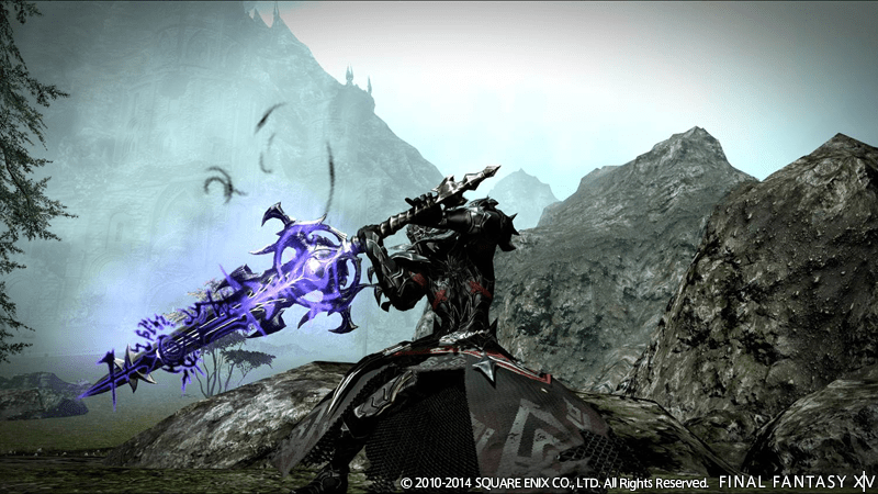 Final Fantasy XIV Expansion Check Out The New Screenshots And Videos New Race Jobs Mount