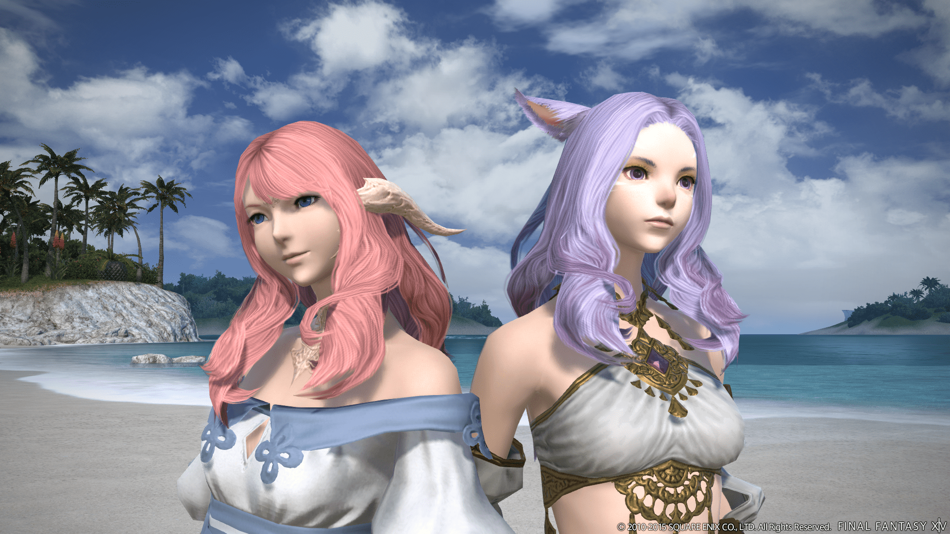 Final Fantasy XIV Gets Even More Beautiful With New