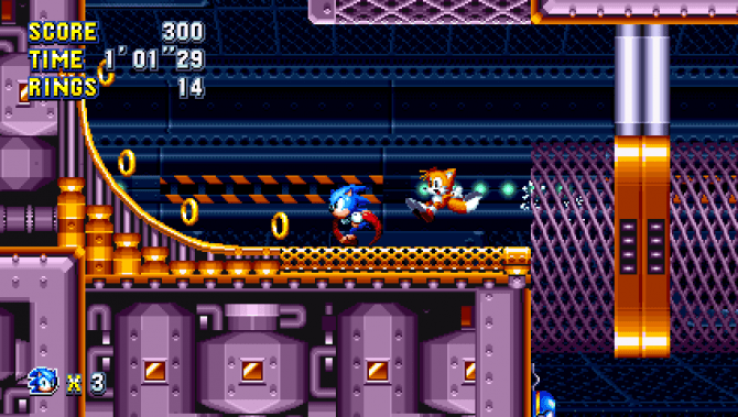 Sonic Mania Review -- Classic Sonic Expertly Developed for Fans New and Old