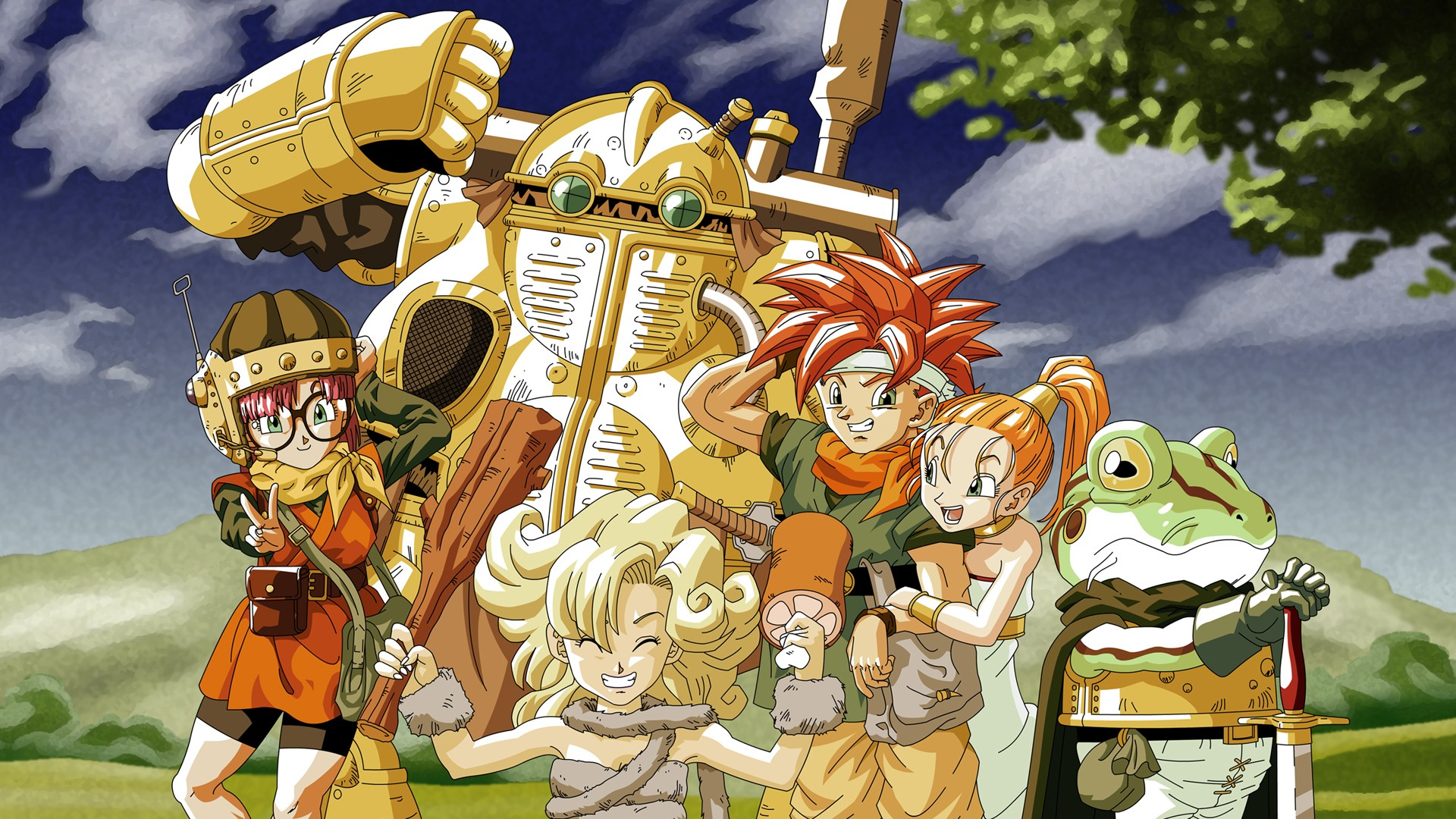 Image result for chrono trigger