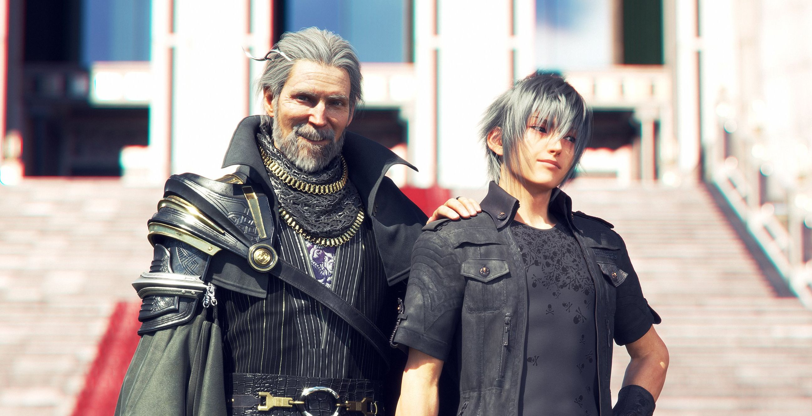 Final Fantasy XV Gets Adorable Pictures Of Noctis And