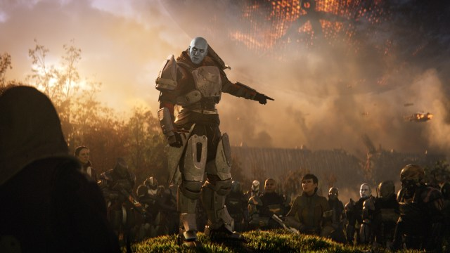 Destiny 2 1 Record Made! Destiny 2 played by 1.2 Million concurrent players just after its release