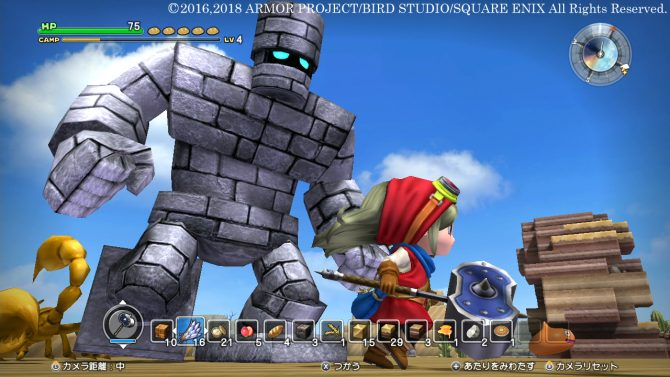 Dragon Quest Builders for Nintendo Switch is a Solid Port of a Japanese Take on Minecraft