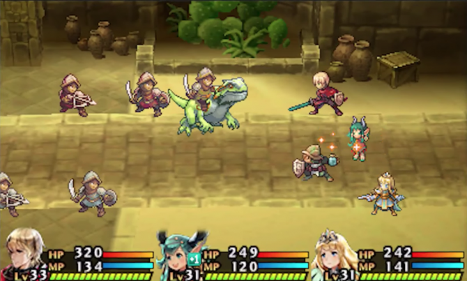 Radiant Historia: Perfect Chronology Review -- A Timeless Experience