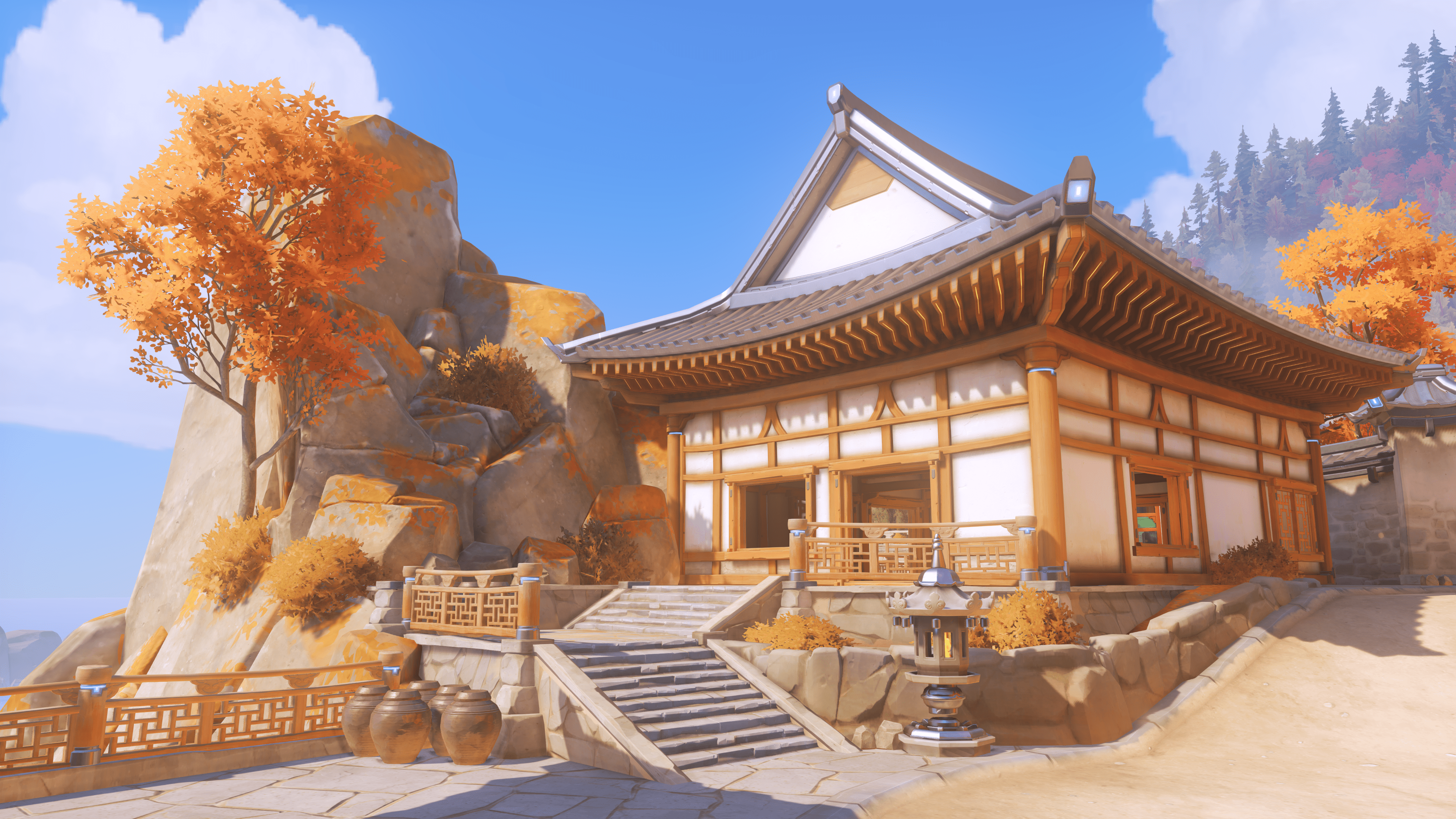 Overwatch Will Take You To Busan South Korea In This New Map