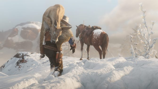 Red Dead Redemption 2 Forces You to Slow Down and It's For the Better